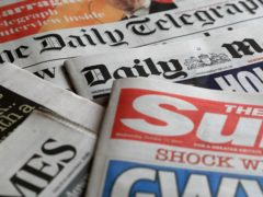 What the papers say – January 29 (PA)