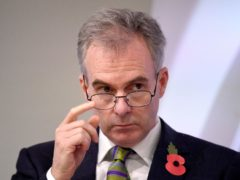 Ben Broadbent said the economy was now expected to contract in the first quarter of 2021 (Stefan Rousseau/PA)
