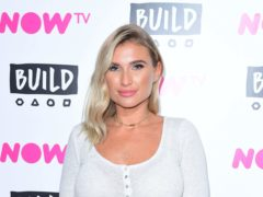 Billie Faiers (Ian West/PA)