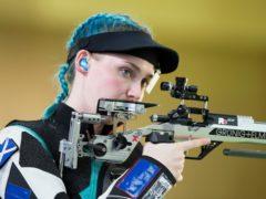Seonaid McIntosh heads the Team GB shooting team for the Tokyo Olympics (Jeff Holmes/PA)