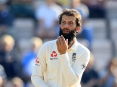 Moeen Ali is keen to get back into England's Test team in India (Adam Davy/PA)