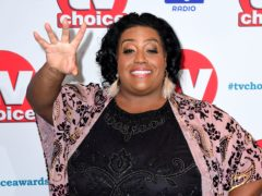 Alison Hammond (Ian West/PA)