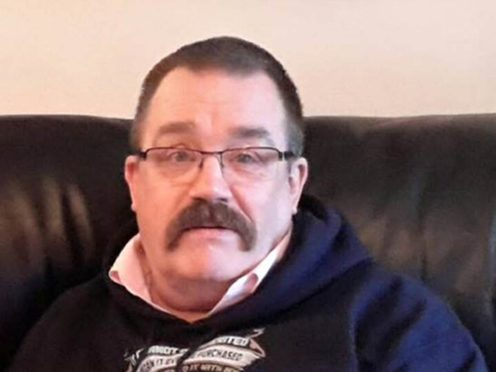Remains found have been confirmed as Anthony Parsons (Police Scotland/PA)