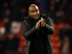 Doncaster boss Darren Moore was full of praise for his side (Martin Rickett/PA)