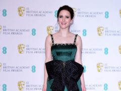 Rachel Brosnahan plays the title character in The Marvellous Mrs Maisel (Ian West/PA)