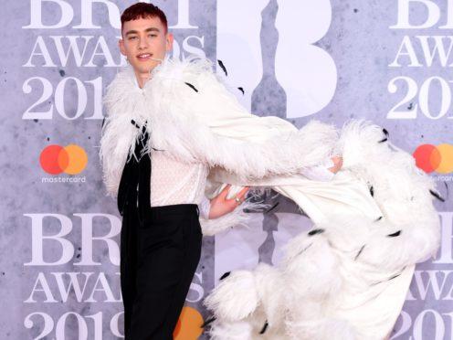 Pop star Olly Alexander said Queer As Folk 'left a mark on me' (Ian West/PA)