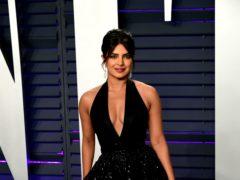 Priyanka Chopra explains visit to hair salon after apparent lockdown breach (Ian West/PA)