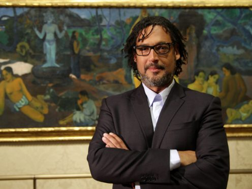 TV historian David Olusoga has recalled the horrific racist abuse him and his family were subjected to during his childhood (Nutopia/BBC/PA)