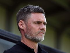 Graham Alexander is set to be appointed at Fir Park (Martin Rickett/PA)