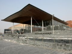 The Senedd (David Davies/PA)