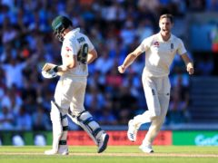 Chris Woakes (right) has had his say on the row surrounding Steve Smith (left) (PA)