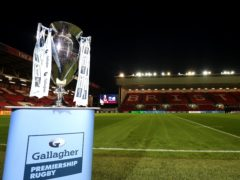 Premiership Rugby will take a two-week break (Andrew Matthews/PA).