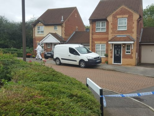 The two boys died at a party in Emerson Valley, Milton Keynes (PA)