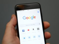 The company said it would have to prevent Australians from accessing its search engine (Andrew Matthews/PA)