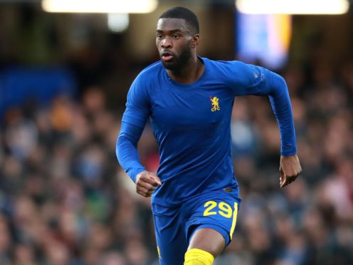 Fikayo Tomori has joined AC Milan on loan from Chelsea for the rest of the season (Adam Davy/PA)