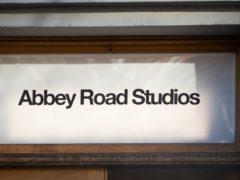 Abbey Road Studios in London (Aaron Chown/PA)