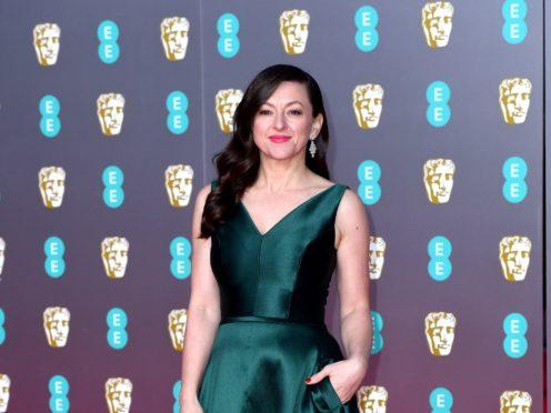 Jo Hartley attending the 73rd British Academy Film Awards (Matt Crossick/PA)
