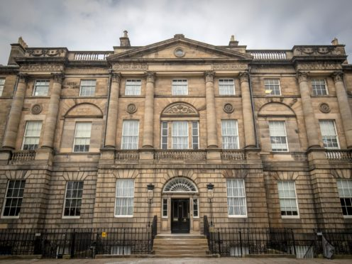 Bute House is the official residence of Scotland's First Minister (Jane Barlow/PA)