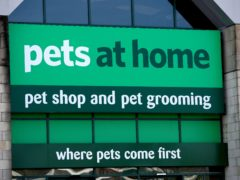 Pets at Home said its sales momentum 'accelerated' across all its operations in the quarter to December 31 (PA)