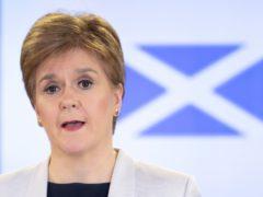 Scotland's First Minister Nicola Sturgeon said the quarantine hotel proposals do not go far enough (PA)