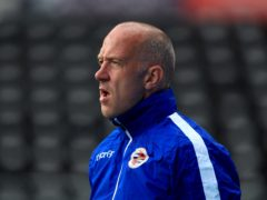 Former Reading midfielder Charlie Adam was on form for Dundee (Mike Egerton/PA)