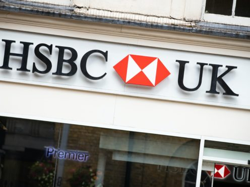 HSBC will re-introduce 10% deposit mortgage deals (Aaron Chown/PA)
