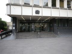 Amine Laouar appeared at Highbury Corner Magistrates' Court (Jonathan Brady/PA)