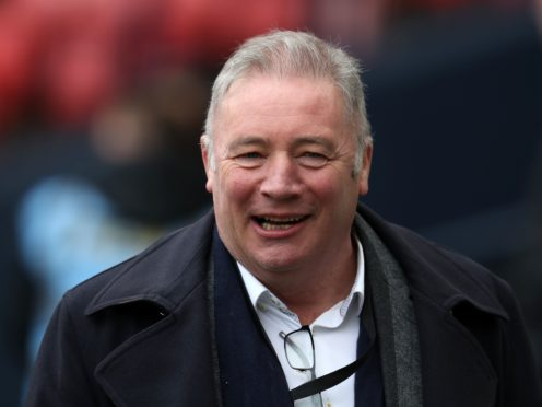 Ally McCoist has told Steven Gerrard a Rangers title win would have a massive effect (Andrew Milligan/PA)