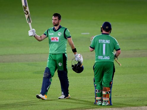 Ireland captain Andrew Balbirnie is ready for a busier year ahead (Mike Hewitt/PA)