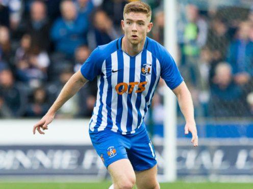 Stuart Findlay has joined Kilmarnock's injury list (Jeff Holmes/PA)