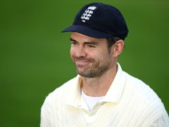 James Anderson was looking back on England's 2-0 series win over Sri Lanka (Mike Hewitt/PA)