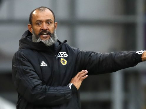 Nuno Espirito Santo has been manager of Wolves since 2017 (Clive Brunskill/NMC Pool/PA).