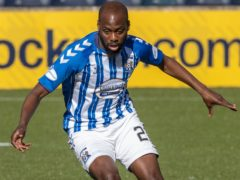 Youssouf Mulumbu has extended his deal with Kilmarnock (Jeff Holmes/PA)
