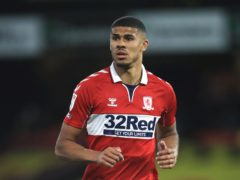 Middlesbrough striker Ashley Fletcher is close to a return from a hamstring injury (Adam Davy/PA)