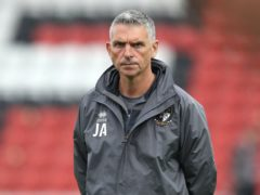 John Askey has left Port Vale after 23 months in charge (Martin Rickett/PA)