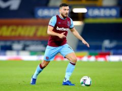 West Ham United's Robert Snodgrass is poised to move to West Brom (Alex Livesey/PA)
