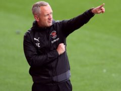 Blackpool head coach Neil Critchley is hoping for an FA Cup upset against West Brom (Richard Sellers/PA)