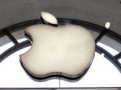 Undated file photo of the Apple logo (Edmond Terakopian/PA)