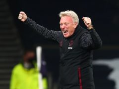 West Ham manager David Moyes is looking forward to another FA Cup campaign (Clive Rose/PA)