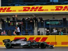 Lewis Hamilton will start his title defence in Bahrain on March 28 (PA)