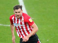 Charlie Wyke's first-half goal secured victory for Sunderland (Richard Sellers/PA)