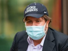 James Stunt failed to attend court on Tuesday to face charges of harassing a police officer (Aaron Chown/PA)