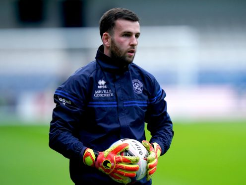 QPR goalkeeper Liam Kelly has joined Motherwell on loan (Tess Derry/PA)