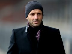Paul Tisdale's side beat Blackpool (Andrew Matthews/PA)