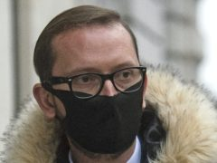 Adamo Canto leaving Westminster Magistrates' Court (Kirsty O'Connor/PA)