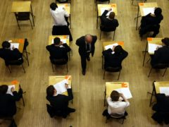 Ministers face pressure to cancel Btec exams amid fears over students' safety (David Jones/PA)