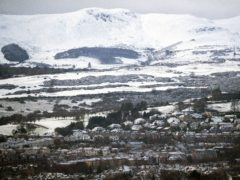 Police patrols have been increased in areas such as the Pentlands near Edinburgh (Jane Barlow/PA)