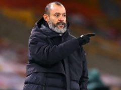 Nuno Espirito Santo has been fined for comments about referee Lee Mason (Michael Steele/PA)