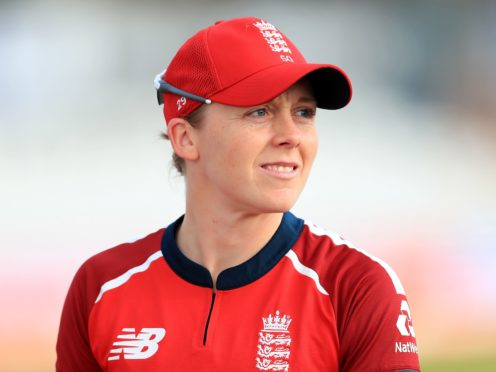 England Women captain Heather Knight is relishing the trip to New Zealand (Mike Egerton/PA)