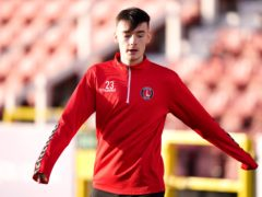 Dylan Levitt's last appearance for Charlton was on November 7 against Plymouth (Tess Derry/PA)